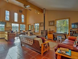 Secluded, Pet-Friendly Fairplay Cabin W/Mtn Views! photos Exterior