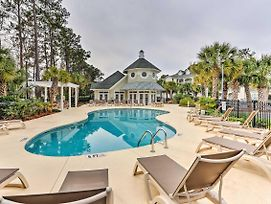 Upscale Myrtle Beach Resort Condo On Golf Course! photos Exterior