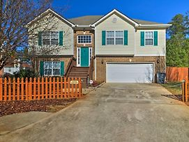 Locust Grove Home W/ Yard - 30 Min To Atlanta! photos Exterior