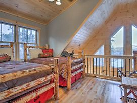 Dream Log Cabin In Bethel - 15 Min. To Ski Resort! photos Exterior