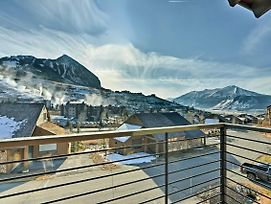 Crested Butte Townhome W/Views - Steps To Lifts! photos Exterior