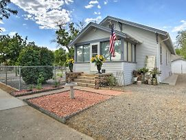 Historic 'Train House' In Grand Junction W/ Deck! photos Exterior