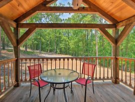'The Codex' Secluded Murfreesboro Cabin W/Fire Pit photos Exterior