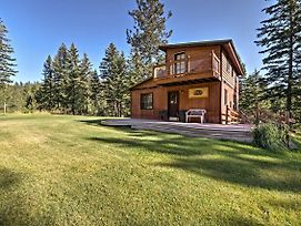 Conconully Cabin On 42 Private Acres Near Hiking! photos Exterior
