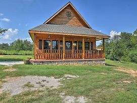 Log Cabin W/Great Yard- 2 Miles To Lake Hamilton! photos Exterior