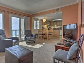 Oceanfront Panama City Beach Condo W/ 2 Balconies! photos Exterior