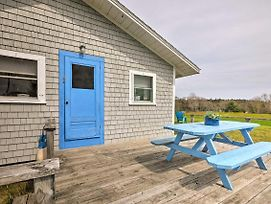 'Blueberry Cottage'-Dock On Scenic Back River Cove photos Exterior