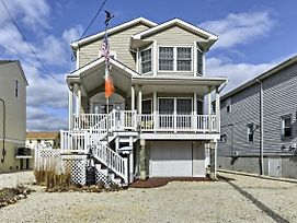 Charming Ship Bottom Home - Walk To The Beach! photos Exterior