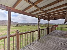 Rogersville Barn Apt On 27 Tranquil Acres With Pond! photos Exterior