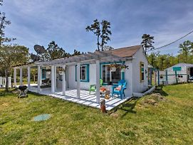 Oceanfront White Stone Cottage W/Private Beach! photos Exterior