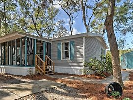 'The Lodge' At Colonel'S Island W/ Screened Porch! photos Exterior