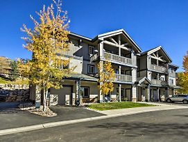 Steamboat Springs Condo - 1 Mile From The Slopes! photos Exterior