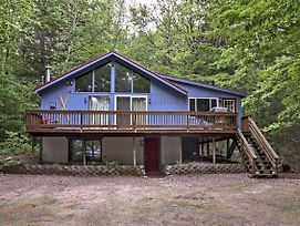 Rustic 5Br Intervale House W/Wooded Views! photos Exterior