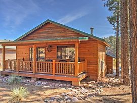Show Low Cabin - Minutes From Fool Hollow Lake! photos Exterior
