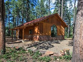 Private Cozy Mancos Cabin On 80 Acres W/Mtn Views! photos Exterior