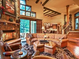 Luxe Beaver Creek Area Home W/ Hot Tub - Near Vail photos Exterior