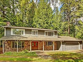 4Br Woodinville House W/Wooded Views! photos Exterior