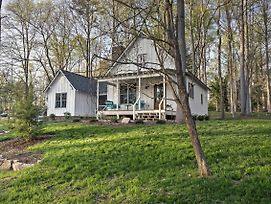 Andersonville House 1-Min Walk From Norris Lake! photos Exterior