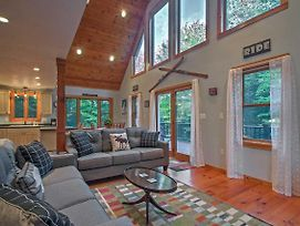 Cozy Home With Fire Pit Near Sunday River Ski Resort! photos Exterior