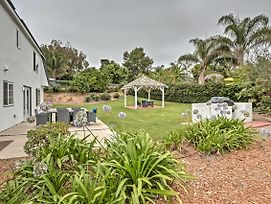 Immaculate Oceanside House W/ Gazebo - Near Beach! photos Exterior