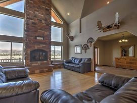 Rustic Bryce Canyon Home W/ Deck On Sevier River! photos Exterior