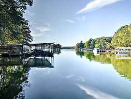 Quiet Hot Springs Home W/ Dock On Lake Hamilton! photos Exterior