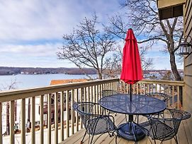 Osage Beach Lake House W/ Sunrise Views! photos Exterior