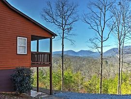 'Tranquility' Young Harris Home With Mountain Views! photos Exterior