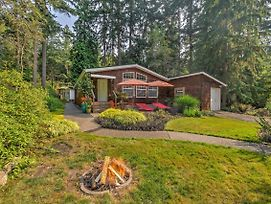 Serene Port Townsend Home On Olympic Peninsula! photos Exterior