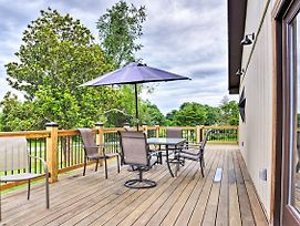Afton Home W/ Huge Deck - Near Wineries/Breweries! photos Exterior