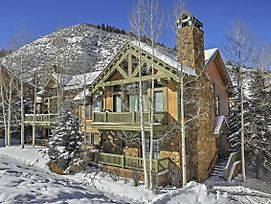 Magnificent 4Br Ski-In/Ski-Out Edwards Townhome! photos Exterior