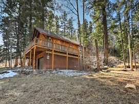 'Reed Cabin' W/ Deck - 3 Miles To Ski Cloudcroft! photos Exterior