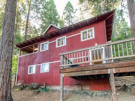 Arnold Cabin W/Nature Views In Blue Lake Springs! photos Exterior