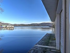 'Paradise Cove' Lakeside Guntersville Cabin W/ Patio! photos Exterior