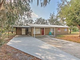 Lakeland House W/Yard- 30 Min From Disney World! photos Exterior