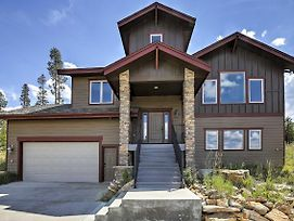 Magnificent 6Br Granby Home W/ Hot Tub - Ski-In/Ski-Out! photos Exterior