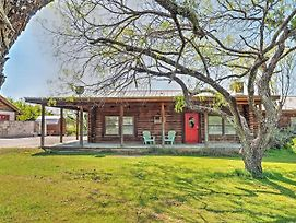 Lakefront Horseshoe Bay Home On 1 Acre W/Boat Dock photos Exterior