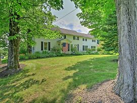 Saratoga Springs Home On 3 Acres -2Mi To Racetrack photos Exterior