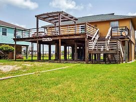 3Br Surfside Beach House With Sunset Views! photos Exterior