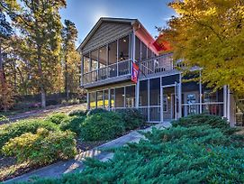 Seneca Townhome On Lake Hartwell-5 Min To Clemson! photos Exterior