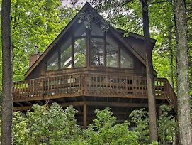 Serene Lake Ariel House With Fire Pit On Beaver Lake photos Exterior