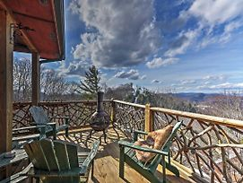 Wolf Laurel Cabin Above 4,500 Ft W/ Mountain Views photos Exterior