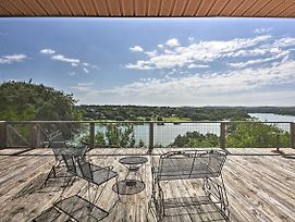 'The Cloud House' Spicewood House With Lake Views! photos Exterior