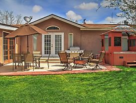 'Red Rock Rambler' 3Br Moab Home W/Hot Tub! photos Exterior