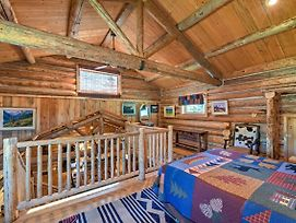 Spacious Buena Vista Cabin Near Creek W/Mtn Views! photos Exterior