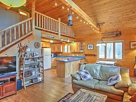 Remote Pentwater Cabin W/Wooded Views Near Town! photos Exterior