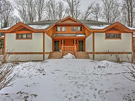 Boyne Falls Townhome W/Forest Views-Walk To Lifts! photos Exterior