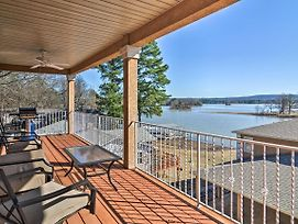 Hot Springs Condo On Lake Hamilton W/Balcony+Views photos Exterior