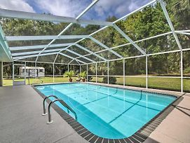 'Pointe Of View' Dunnellon House W/ Private Pool! photos Exterior