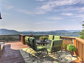 'Smokies View' 3Br Wears Valley Cabin W/ Mtn View! photos Exterior